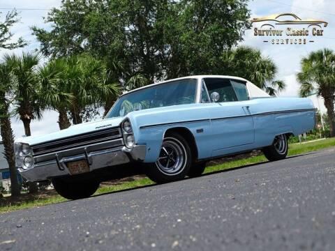 1968 Plymouth Fury for sale at SURVIVOR CLASSIC CAR SERVICES in Palmetto FL