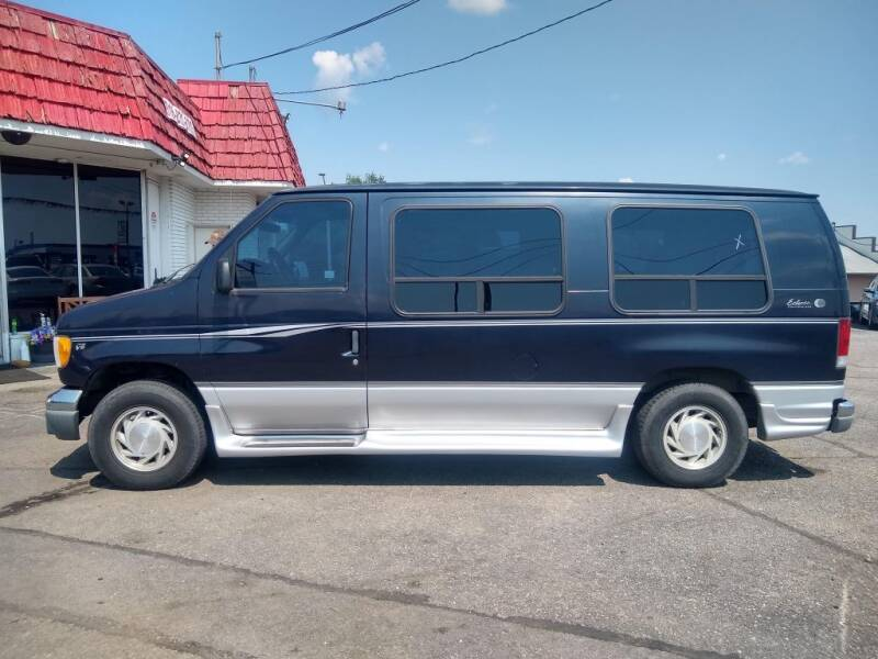 2000 Ford E-Series Cargo for sale at Savior Auto in Independence MO