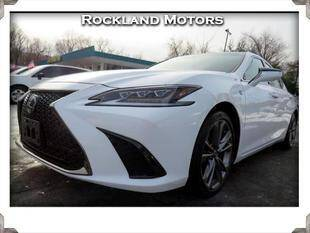 2019 Lexus ES 350 for sale at Rockland Automall - Rockland Motors in West Nyack NY
