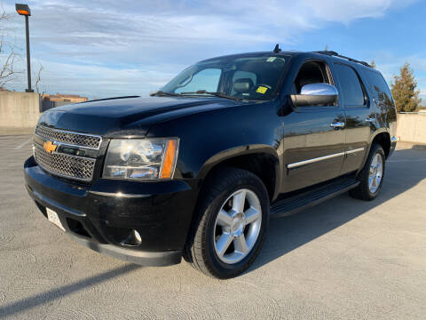 2013 Chevrolet Tahoe for sale at BAY AREA CAR SALES in San Jose CA