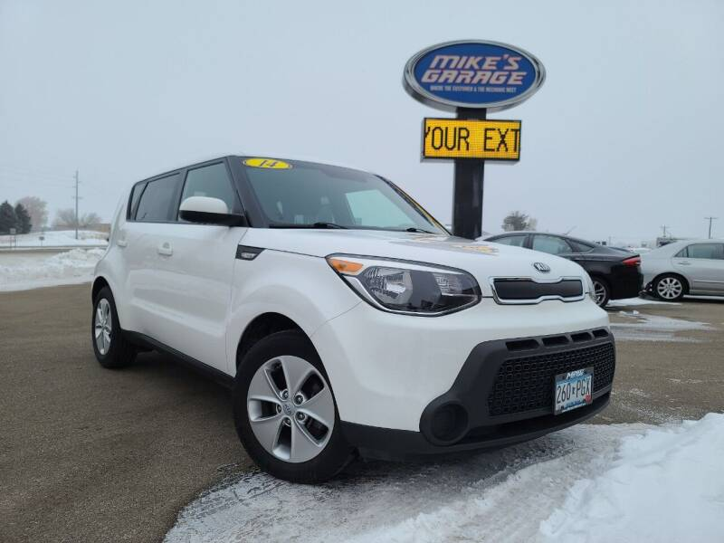 2014 Kia Soul for sale at Monkey Motors in Faribault MN