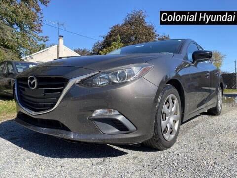 2014 Mazda MAZDA3 for sale at Colonial Hyundai in Downingtown PA