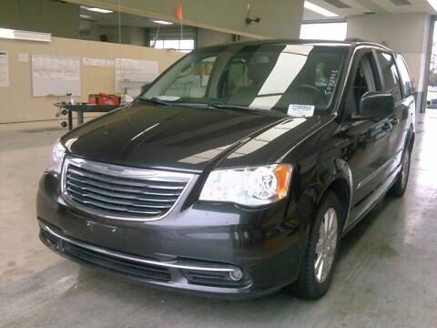 2014 Chrysler Town and Country for sale at Gulf Financial Solutions Inc DBA GFS Autos in Panama City Beach FL
