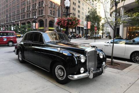 1960 Bentley S2 for sale at Classic Car Deals in Cadillac MI