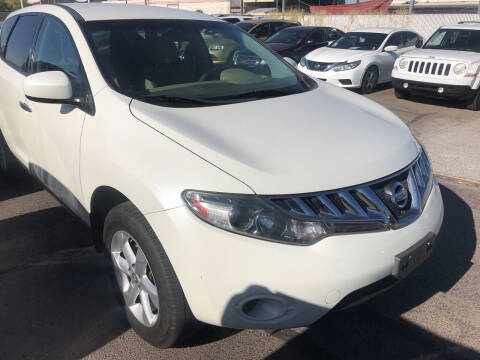 2010 Nissan Murano for sale at Town and Country Motors in Mesa AZ