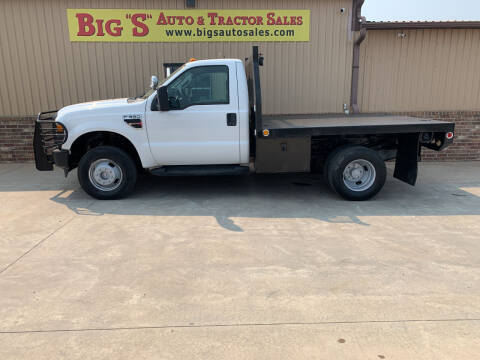 2009 Ford F-350 Super Duty for sale at BIG 'S' AUTO & TRACTOR SALES in Blanchard OK