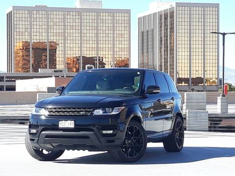 2014 Land Rover Range Rover Sport for sale at Pammi Motors in Glendale CO