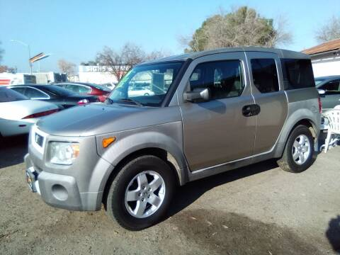 2004 Honda Element for sale at Larry's Auto Sales Inc. in Fresno CA