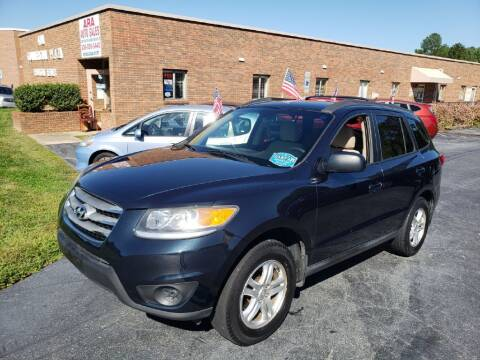 2012 Hyundai Santa Fe for sale at ARA Auto Sales in Winston-Salem NC