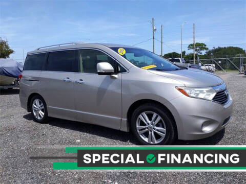 2012 Nissan Quest for sale at Car Spot Of Central Florida in Melbourne FL