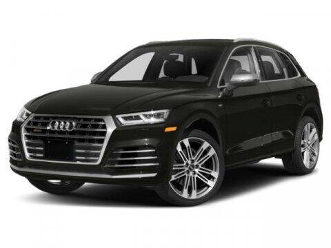 2020 Audi SQ5 for sale at Park Place Motor Cars in Rochester MN