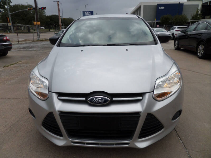 2013 Ford Focus for sale at West End Motors Inc in Houston TX