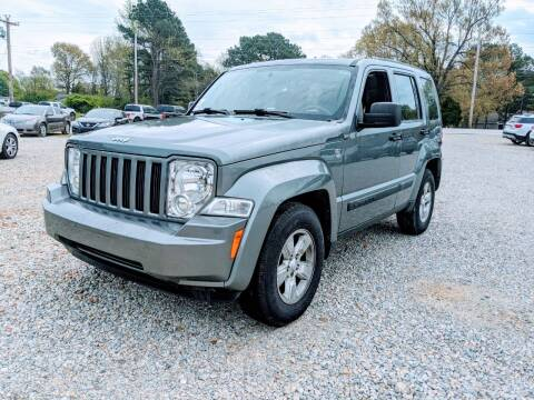 2012 Jeep Liberty for sale at Delta Motors LLC in Jonesboro AR