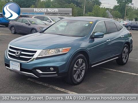 2015 Honda Crosstour for sale at 1 North Preowned in Danvers MA