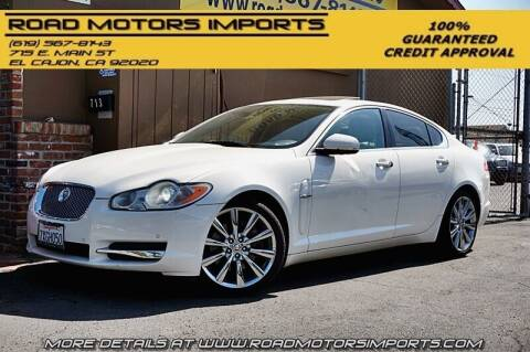 2010 Jaguar XF for sale at Road Motors Imports in El Cajon CA