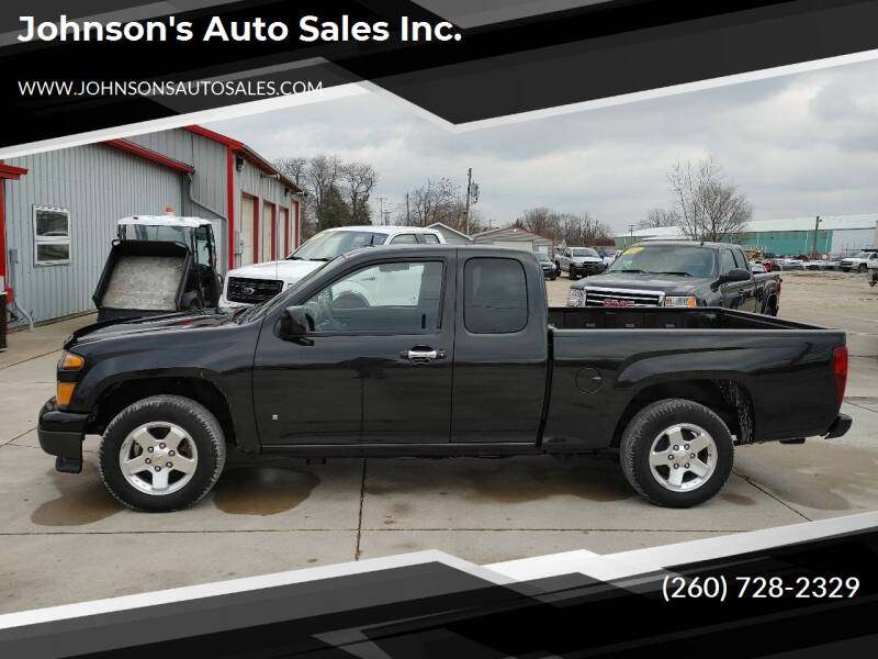 2009 Chevrolet Colorado for sale at Johnson's Auto Sales Inc. in Decatur IN
