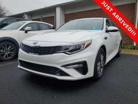 2020 Kia Optima for sale at Impex Auto Sales in Greensboro NC