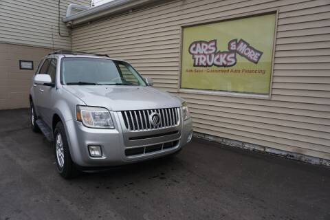 2011 Mercury Mariner for sale at Cars Trucks & More in Howell MI