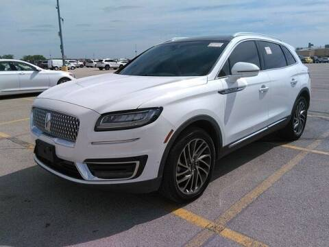 2020 Lincoln Nautilus for sale at Tim Short Chrysler in Morehead KY