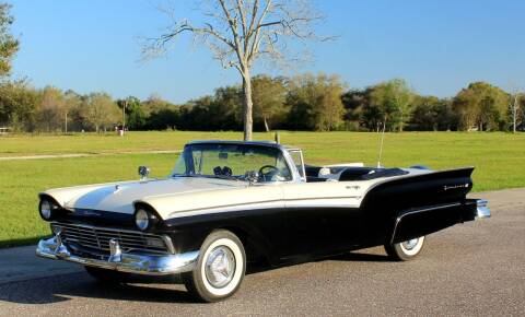 1957 Ford Fairlane for sale at P J'S AUTO WORLD-CLASSICS in Clearwater FL