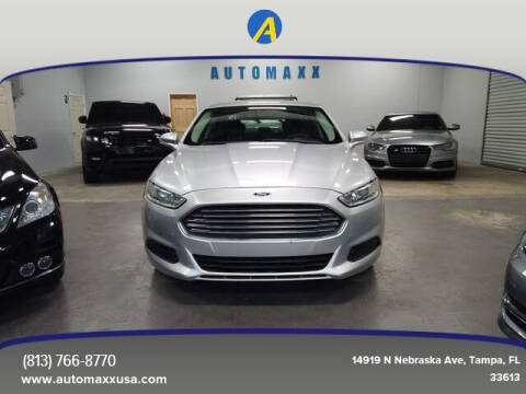 2013 Ford Fusion for sale at Automaxx in Tampa FL