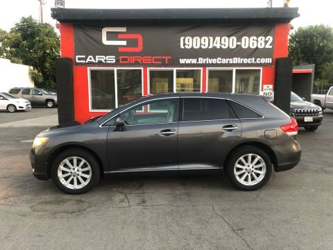 2009 Toyota Venza for sale at Cars Direct in Ontario CA