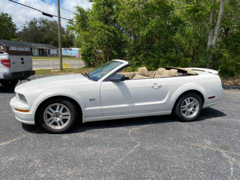 2008 Ford Mustang for sale at INTERSTATE AUTO SALES in Pensacola FL