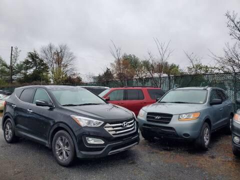 2013 Hyundai Santa Fe Sport for sale at M & M Auto Brokers in Chantilly VA
