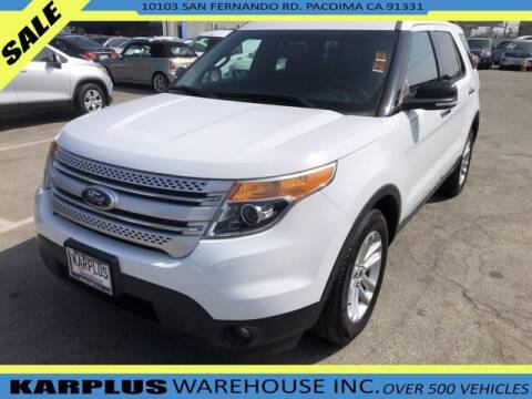 2014 Ford Explorer for sale at Karplus Warehouse in Pacoima CA