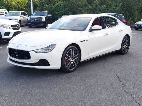 2017 Maserati Ghibli for sale at Automall Collection in Peabody MA