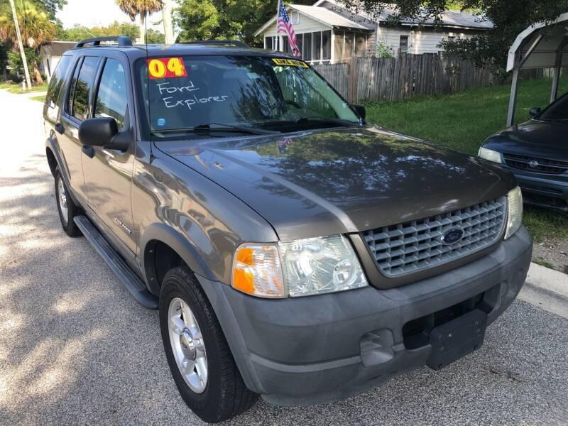 2004 Ford Explorer for sale at Castagna Auto Sales LLC in Saint Augustine FL