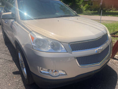2010 Chevrolet Traverse for sale at The Peoples Car Company in Jacksonville FL