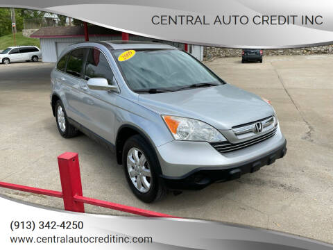 2009 Honda CR-V for sale at Central Auto Credit Inc in Kansas City KS