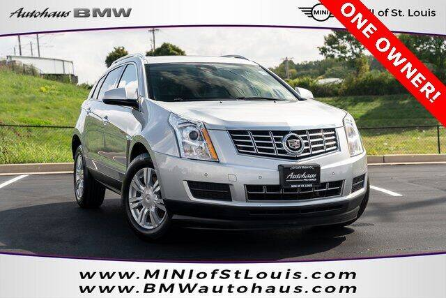 2016 Cadillac SRX for sale at Autohaus Group of St. Louis MO - 3015 South Hanley Road Lot in Saint Louis MO