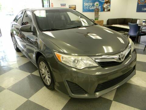 2012 Toyota Camry for sale at Lindenwood Auto Center in Saint Louis MO
