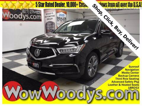2018 Acura MDX for sale at WOODY'S AUTOMOTIVE GROUP in Chillicothe MO