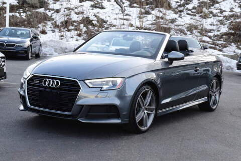 2018 Audi A3 for sale at Automall Collection in Peabody MA