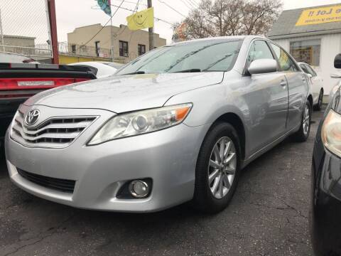 2011 Toyota Camry for sale at Cypress Motors of Ridgewood in Ridgewood NY