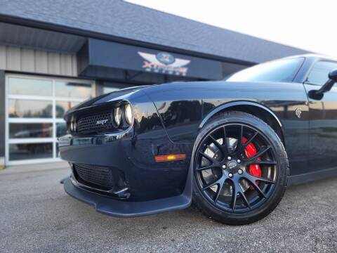2016 Dodge Challenger for sale at Xtreme Motors Inc. in Indianapolis IN