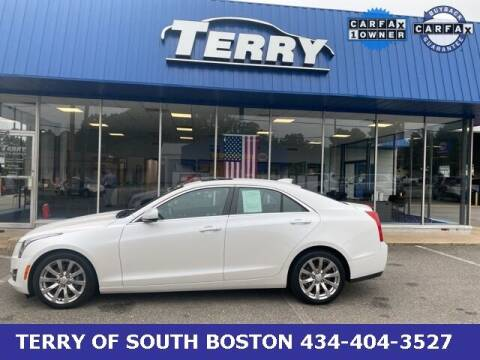 2018 Cadillac ATS for sale at Terry of South Boston in South Boston VA