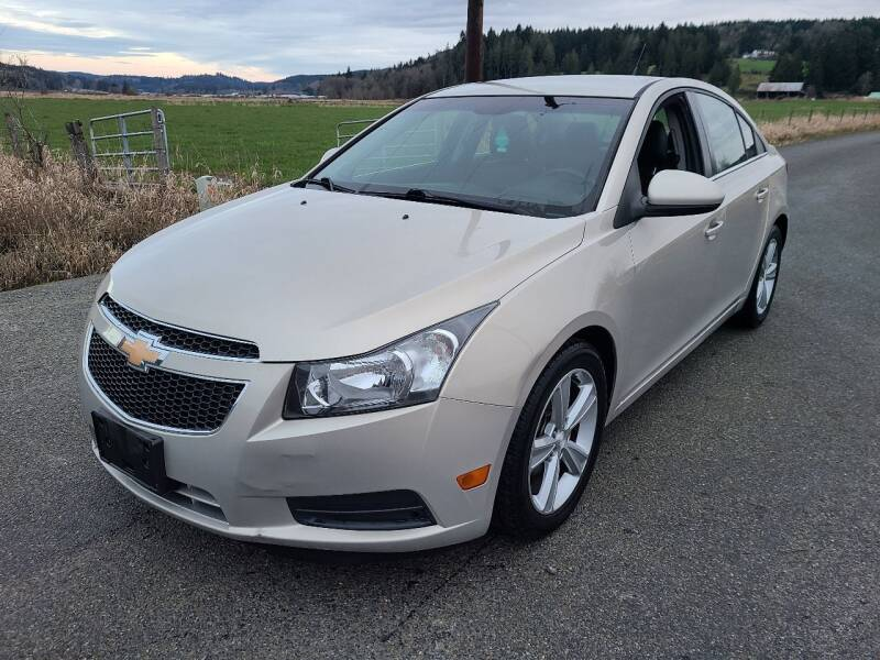 2012 Chevrolet Cruze for sale at State Street Auto Sales in Centralia WA