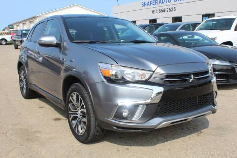 2019 Mitsubishi Outlander Sport for sale at SHAFER AUTO GROUP in Columbus OH