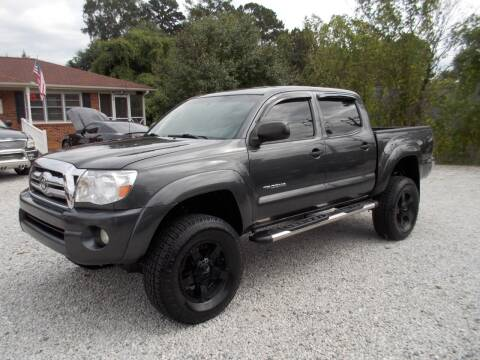 2009 Toyota Tacoma for sale at Carolina Auto Connection & Motorsports in Spartanburg SC