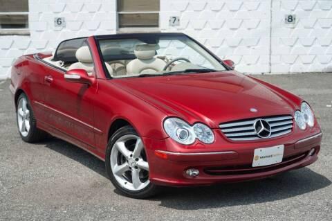 2005 Mercedes-Benz CLK for sale at Vantage Auto Wholesale in Moonachie NJ