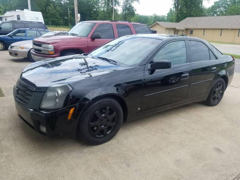 2006 Cadillac CTS for sale at Arkansas Wholesale Auto Sales in Hot Springs AR