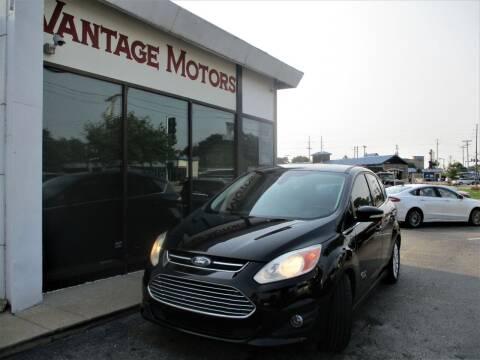 2013 Ford C-MAX Energi for sale at Vantage Motors LLC in Raytown MO
