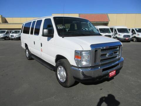 2014 Ford E-Series Wagon for sale at Norco Truck Center in Norco CA