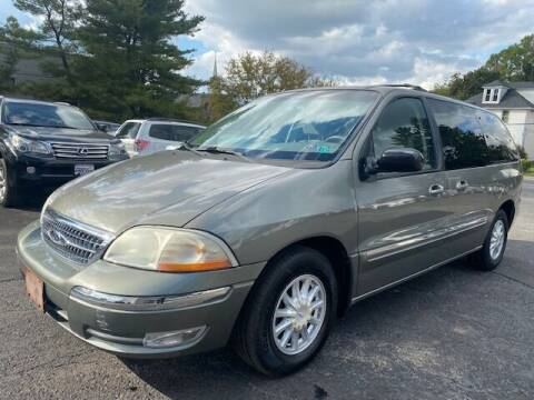 2000 Ford Windstar for sale at 1NCE DRIVEN in Easton PA