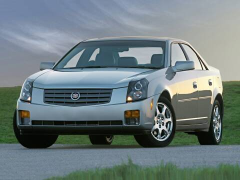 2007 Cadillac CTS for sale at Sundance Chevrolet in Grand Ledge MI