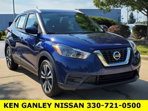 2018 Nissan Kicks for sale at Ken Ganley Nissan in Medina OH